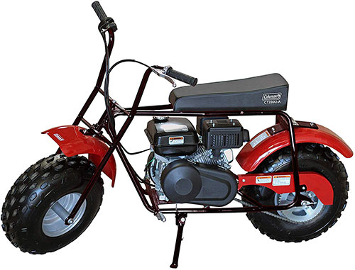 Coleman Mini Bike Reviews