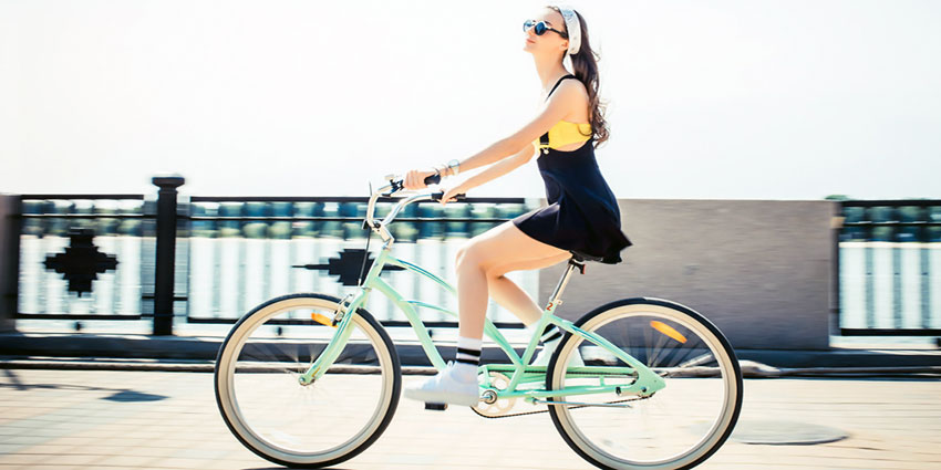 Benefits of Using a Hybrid Bike for Female